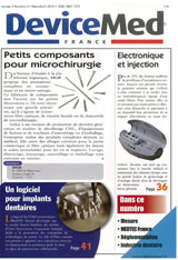 Article de presse MGB Device Med
