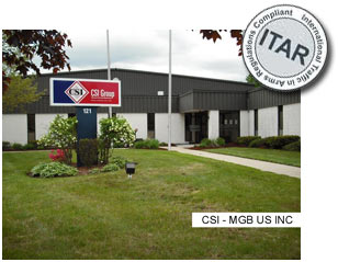 CSI - MGB US INC