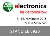 Salon Electronica 2018